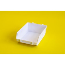 Tároló doboz műanyag 9*13 cm Fehér 0002
