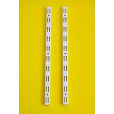 Falsín 50 cm , 50 mm-es osztás , Fehér
